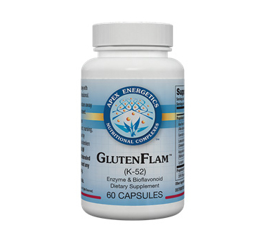 GlutenFlam K-52 60ct (Apex)