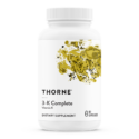 3-K Complete 60ct (Thorne)