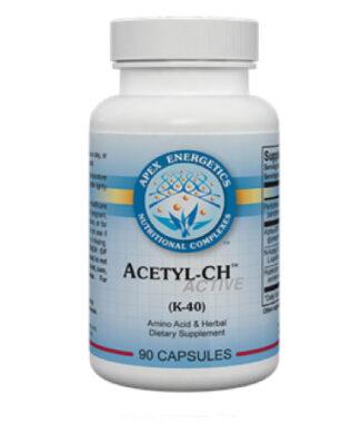 Acetyl-CH Active K-40 90ct (Apex)