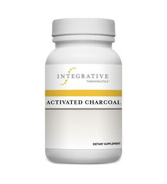 Activated Charcoal 100ct (IT)