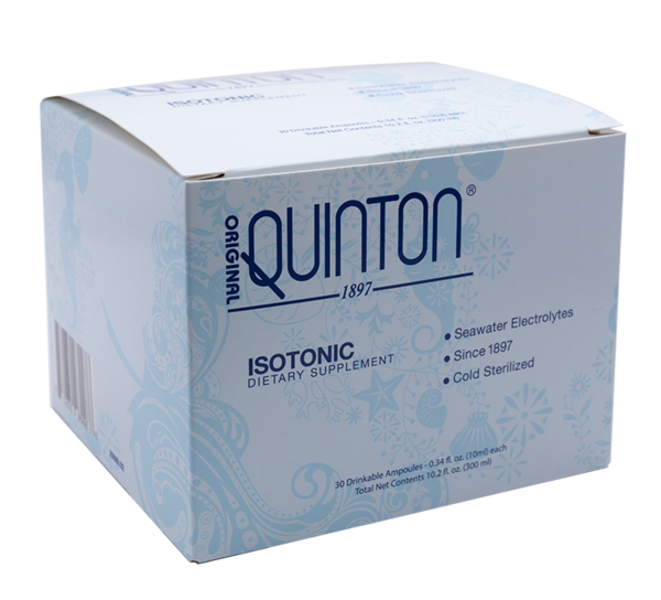 Original Quinton Isotonic 30 Amps (QS)
