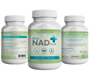 Real NAD+ Plus 60ct (Avior)