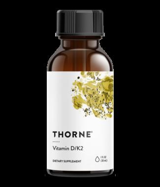 Vitamin D/K2 1200drp (Thorne)