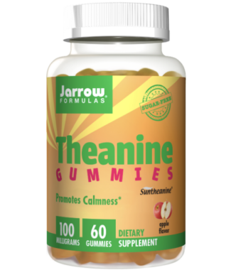 Theanine 100mg Gummies 60ct (Jarrow)