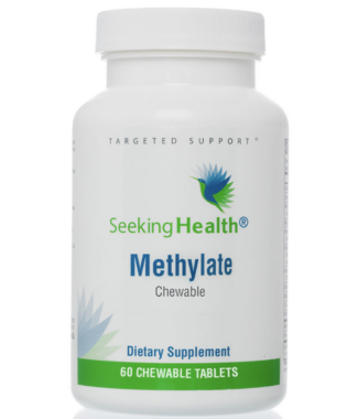 Optimal Methylate Chewable 60ct